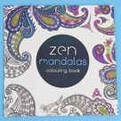 English version of the secret garden adult decompression hand-painted coloring book Mandala lost ocean coloring book