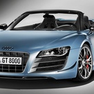 2011 Audi R8 GT Spyder   price and specifications