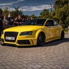 Audi A5 B8 coupe SR66 wide body kit