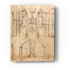Epic Art 'Renaissance Angel' by Elena Ray Acrylic Glass Wall Art   16x24