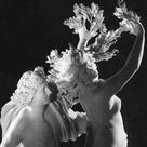 Apollo and Daphne by Bernini.