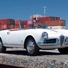 1956 Alfa Romeo Giulietta Spider