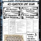 The Outsiders Novel Study Final Test 40 Questions Plus Bonus Essay Questions