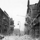 Neue, größtenteils unveröffentlichte Fotos vom Bombenkrieg in Berlin 1943-45