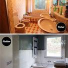 Vorher-Nachher: Ein neues Badezimmer unter 5000 Euro