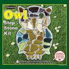 Mosaic Stepping Stone Kit, Owl
