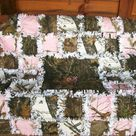 Christmas Rag Quilts