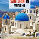 Winter in Santorini   Where To Go, What To Do, What To Expect