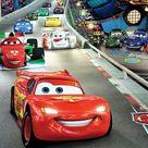 HD wallpaper: cars, cartoon, lightning McQueen, mcQueen Cars, movie