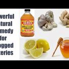 Natural Remedy For Heart Veins Blockage    Powerful Tonic for Clean up Clogged Arteries.