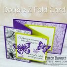 Beauty Abounds Butterfly Card Video