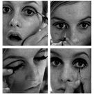 Twiggy Makeup
