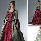 Pirate Wedding Dress