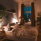 Bedroom inspo 🤎
