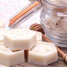 Homemade Milk & Honey Soap