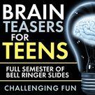 Brain Teasers For Teens