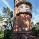 Müritz: Übernachten in einem Wasserturm