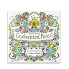 24 Pages English Edition Enchanted Anti Stress Painting Drawing Coloring Books For Adults/children