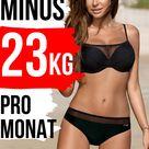 Extremer Gewichtsverlust: Minus 23 kg pro Monat #abnehmen