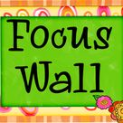 Reading Focus Walls