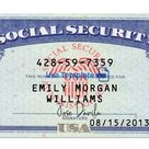 Usa Social Security Card Psd Template: Ssn Psd Template within Ssn Card Template – 11+ Professional Templates Ideas