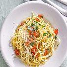 Spaghetti aglio Rezept   Essen Rezepte