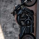 "Harley-Davidson VRod Russian Custom ""GIOTTO 6"" by Box39"