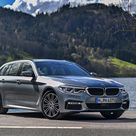 VIDEO Carwow drives the BMW 5 Series Touring