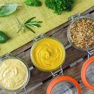 Types Of Mustard