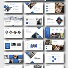 Business Analysis Annual Report Presentation Template – Original and High Quality PowerPoint Templates