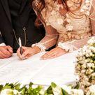 Standesamtliche Hochzeit: So funktioniert die Trauung