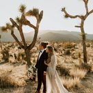 New Year's Eve Elopement in Joshua Tree — Arizona Wedding Photographer - Erika Greene Photography
