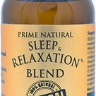 Sleep & Relaxation Essential Oil Blend 30ml / 1oz - Pure Natural Undiluted Therapeutic Grade for Aromatherapy Scents & Diffuser - Good Natural Sleep Aid, Stress Anxiety Relief, Sleep Well, Calming
