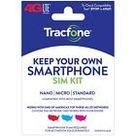 Tracfone Prepaid Wireless Smartphone SIM+Plan-1200 Min,1200 Txt, 3GB Data  | eBay