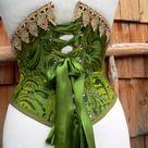 Green Corsets