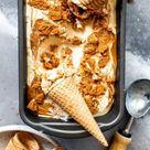 Biscoff Ice Cream {No-Churn Recipe} | Two Peas & Their Pod