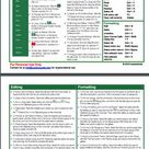 Excel 2016 Basic Quick Reference | CustomGuide