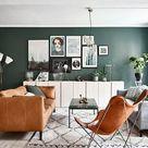 A home in green - COCO LAPINE DESIGN