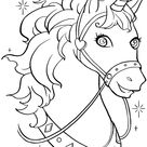 100+ Unicorn Coloring Pages For Kids