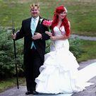 Princess Wedding Themes