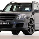 Mercedes GLK news   Black Death meet the world's fastest SUV   2009
