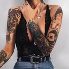 Tattoos  uploaded by krisss💫 on We Heart It