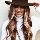 37 Cool Winter Hairstyles For The Holiday Season