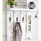 15 Coat Rack Ideas You'll Want In Your Home   Craftsonfire