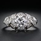 Bow Engagement Rings