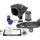 aFe Black Series Carbon Fiber CAIS w/PDS Filter 16 18 BMW M2 F87 L6 3.0L