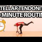 20-Minute Patellar Tendonitis Treatment Plan! (How To Cure Jumpers Knee FAST)
