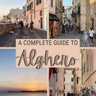A Complete Guide To Alghero, Sardinia