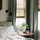Le rideau en lin – une belle décoration pour l'intérieur – Archzine.fr – 2019 - Curtains Diy
