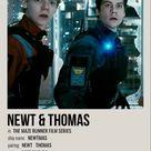newt & thomas